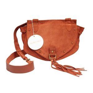 See By Chloe Collins Sienna Suede Leather Bag